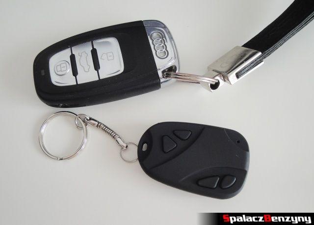 808 HD Car Key Micro Camera 16 jako kluczyk samochodowy