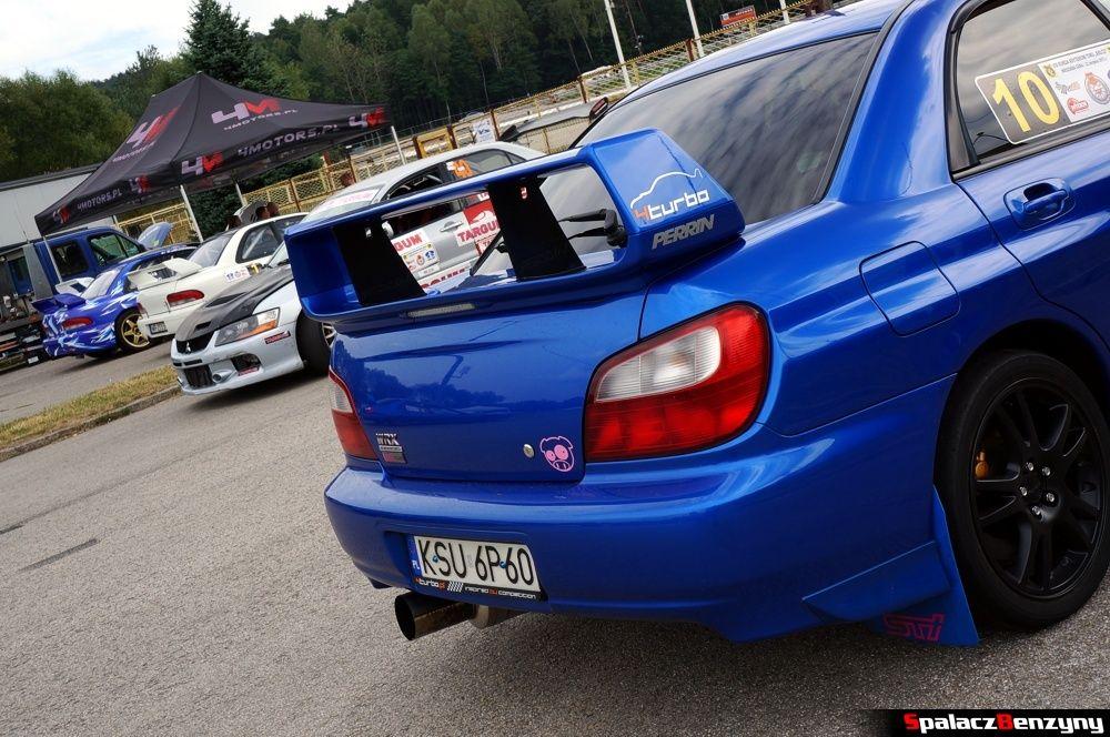 8 runda SuperOES Tor Kielce 2015 Subaru