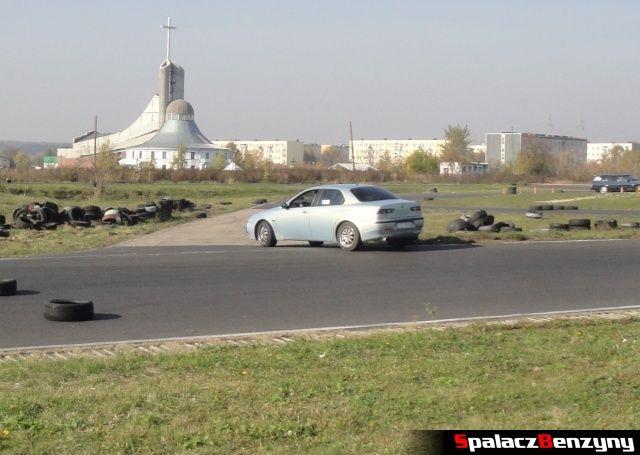 Alfa 156 na Rally Sprint Cemex 2012 w Lublinie