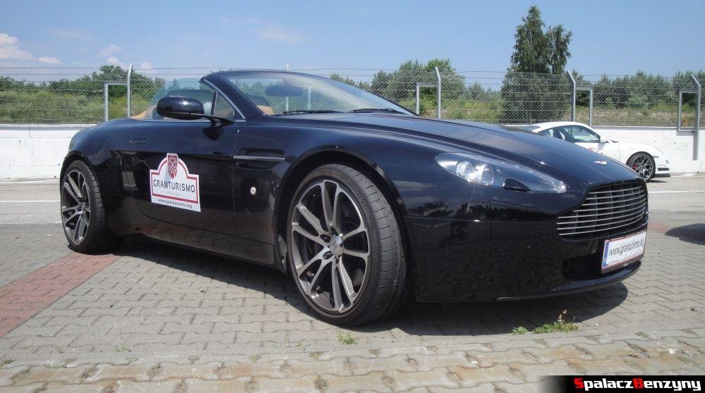 Aston Martin V8 Vantage na Gran Turismo Polonia 2013