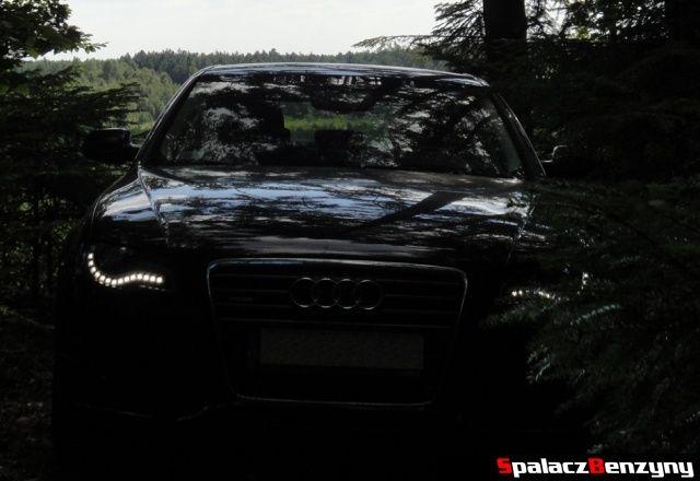 Audi 2.0 TFSI z lampami LED