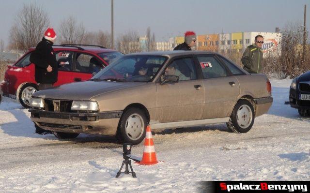Audi 90 na RS WOŚP na Torze w Lublinie 2013
