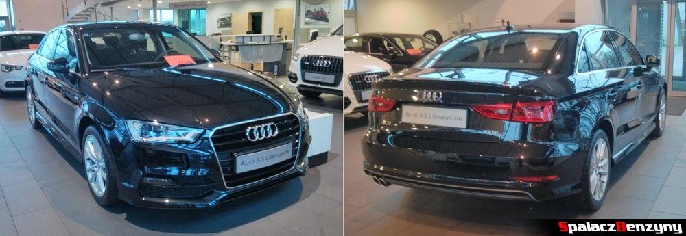 Audi a3 limousine w ASO