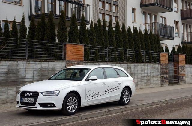 Audi A4 2.0 TDI kombi w Wilanowie