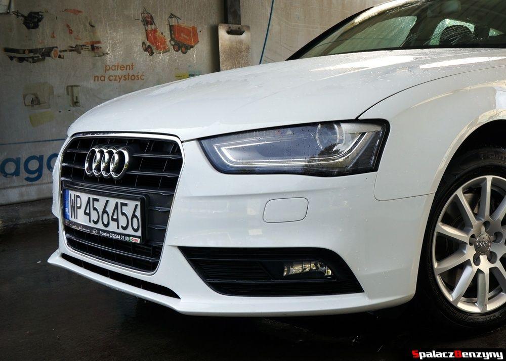 Audi A4 2.0 TDI przód