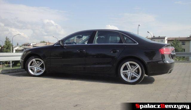 Audi A4 B8 felgi 18-cali