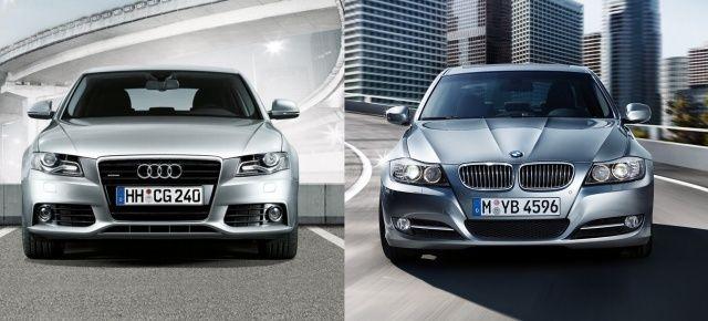 Dlaczego Audi A Nie Bmw Spalacz Benzyny
