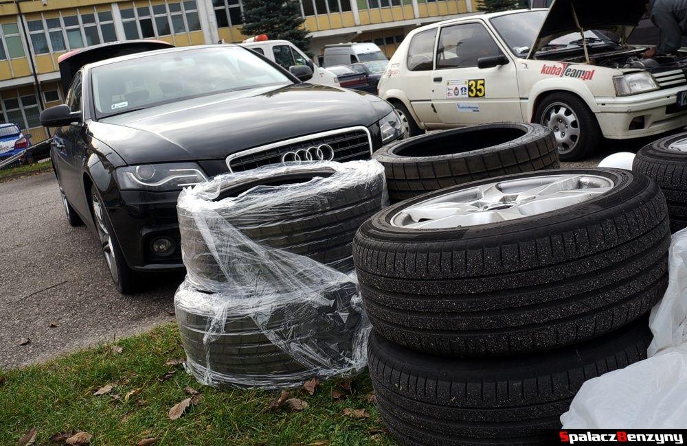 Audi A4 na 10. rundzie SuperOES Tor Kielce 2014