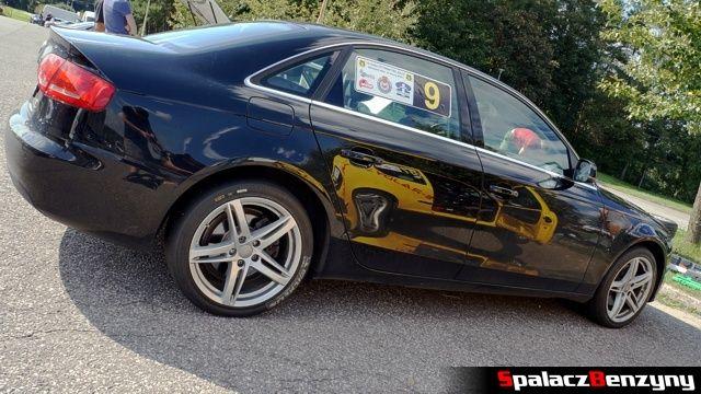 Audi A4 na 8. runda SuperOES Tor Kielce 2014