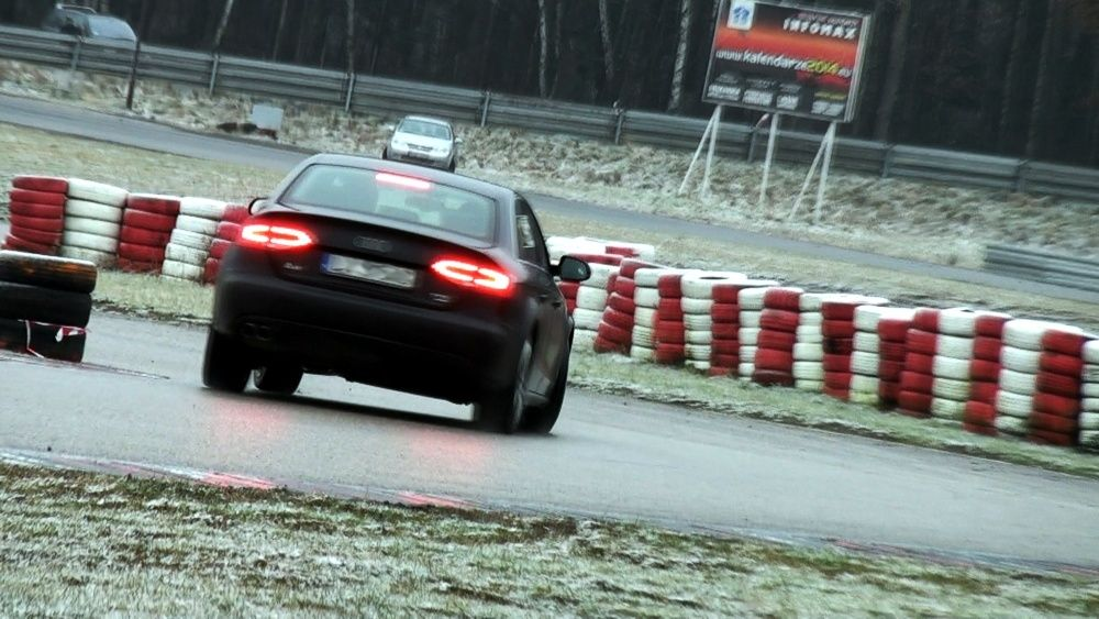 Audi A4 na SuperOES Tor Kielce 2