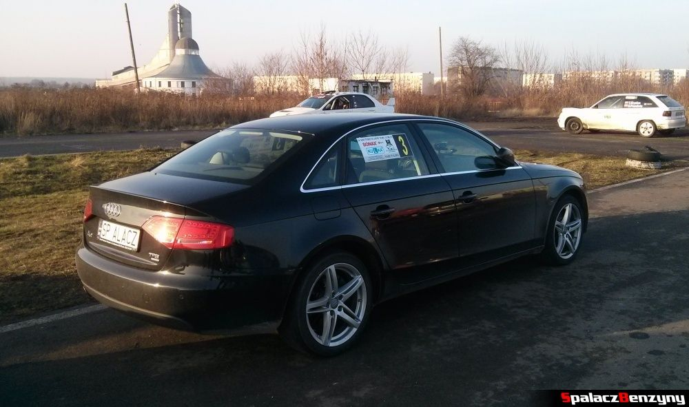 Audi A4 quattro na Kryterium Asów 2013