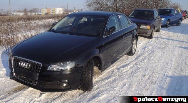 Audi A4 quattro na RS WOŚP na Torze w Lublinie 2013