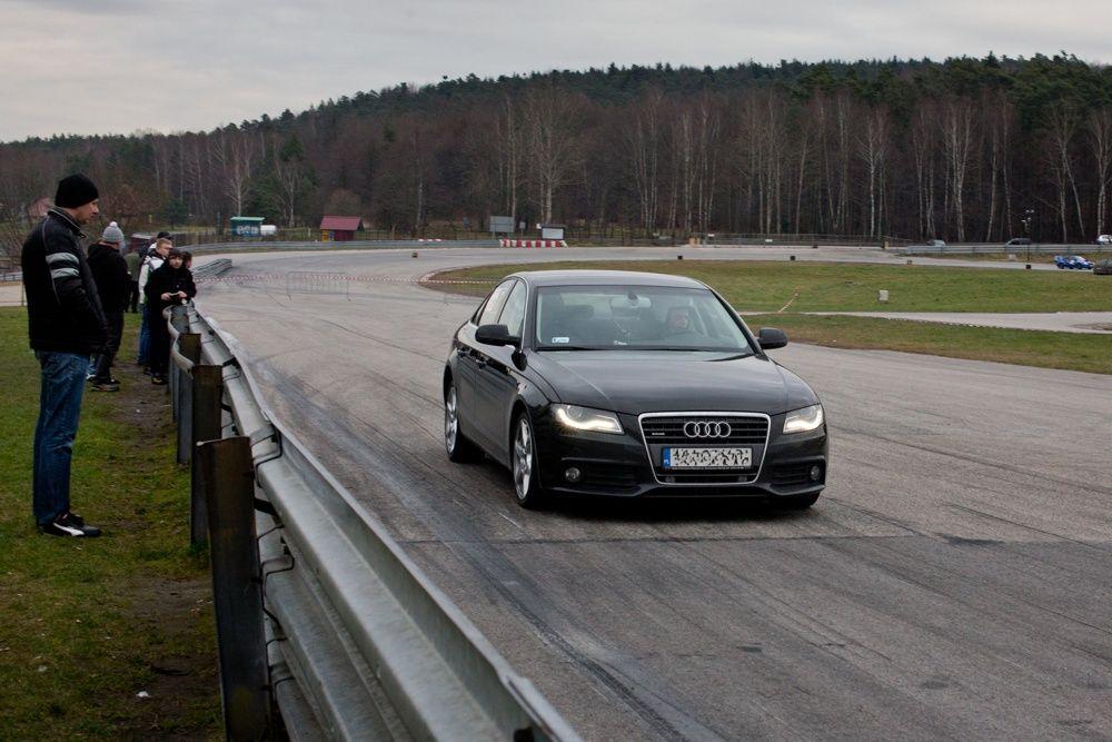 Audi A4 quattro na Superbarbórka 2014 Kielce 4