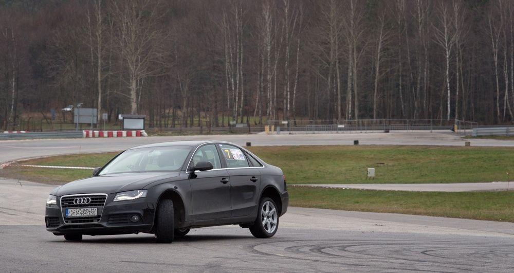 Audi A4 quattro na Superbarbórka 2014 Kielce 5