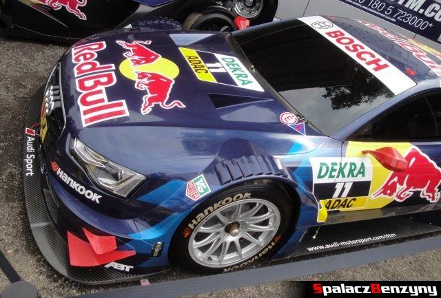 Audi A5 DTM maska na Worthersee 2013