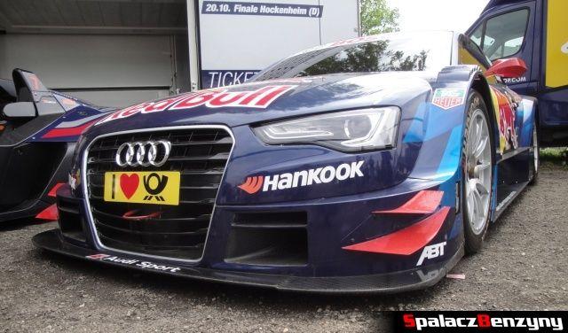 Audi A5 DTM przód na Worthersee 2013