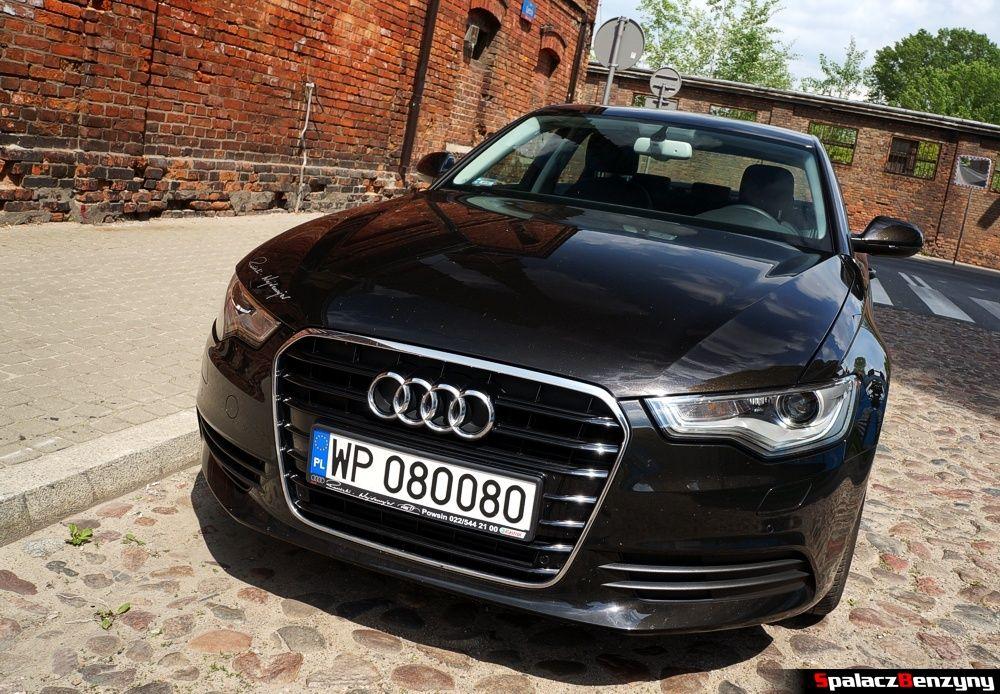 Audi A6 2.0 TDI 177KM multitronic FWD