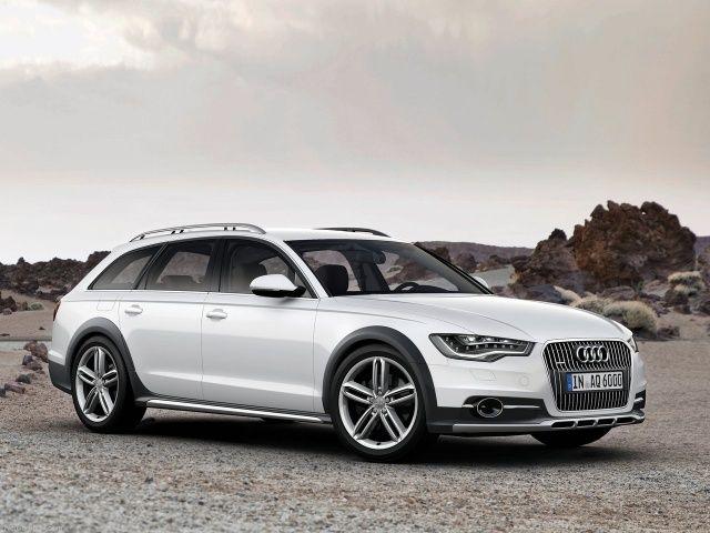 Audi A6 allroad quattro image