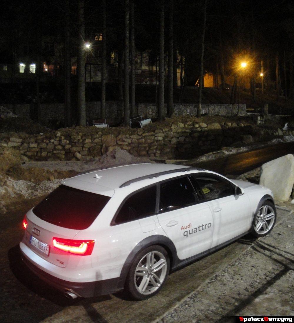 Audi A6 allroad quattro na stoku Biały Jar w Karpaczu
