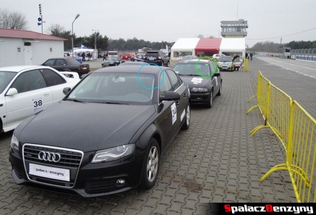 Audi i BMW na 2 edycji TPTD