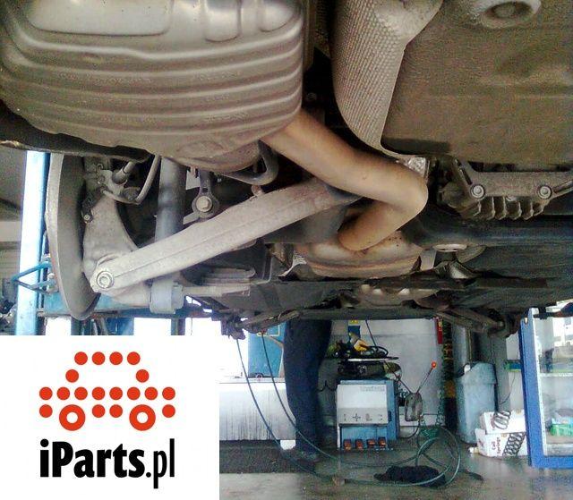 Audi podnośnik akcja remontowa