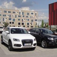 Audi Q5 3.0 TFSI z maską 2.0 TDI
