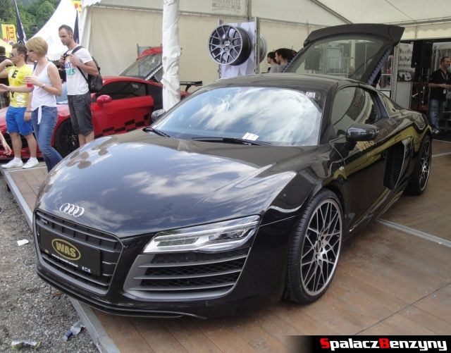 Audi R8 BBS na Worthersee 2013