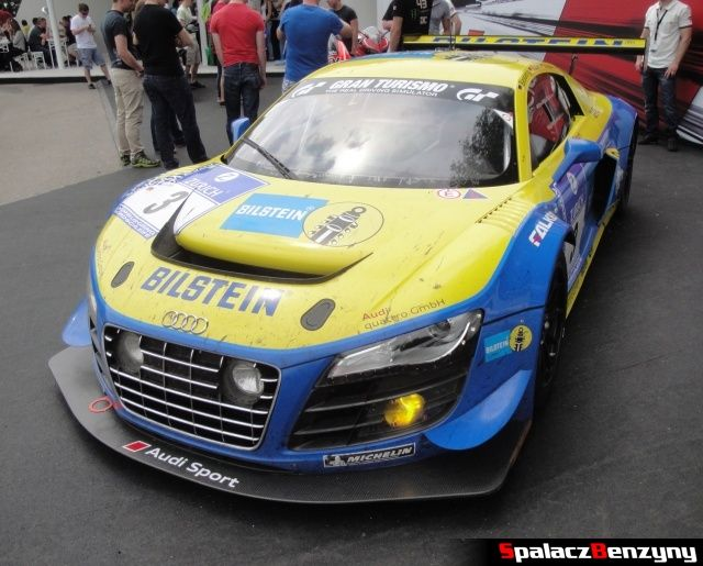 Audi R8 LMS na Worthersee 2013