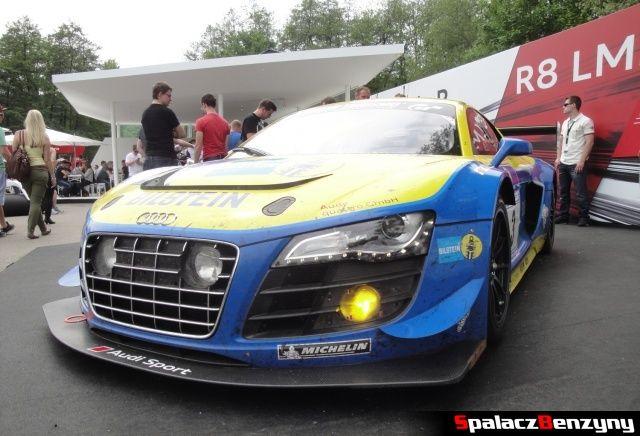 Audi R8 LMS przód na Worthersee 2013