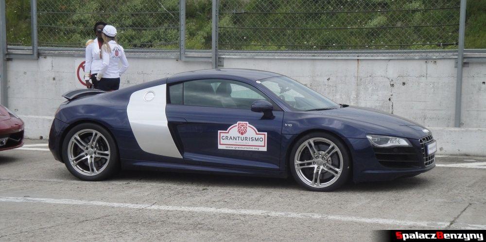 Audi R8 V10 na Gran Turismo Polonia 2013