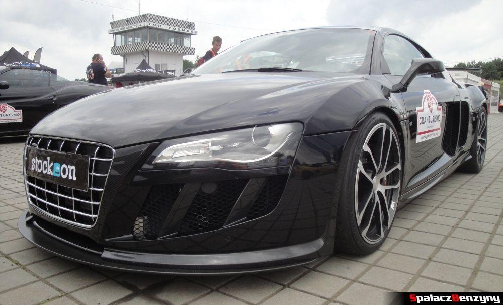 Audi R8 V8 GTR na Gran Turismo Polonia 2013