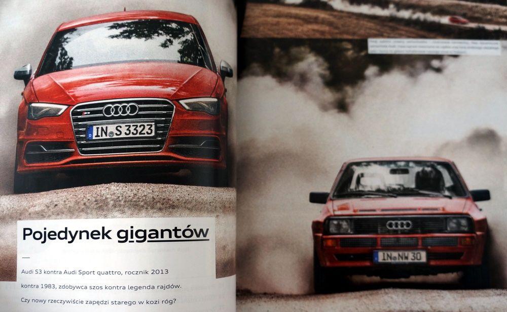 Audi S3 vs Audi Sport quattro test