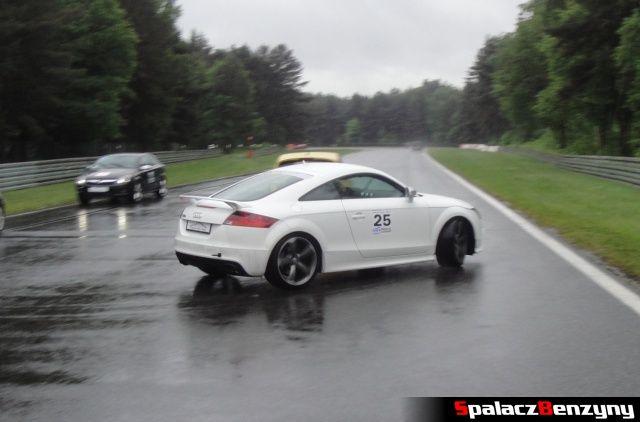 Audi TT RS na TPTD 25 maj 2013