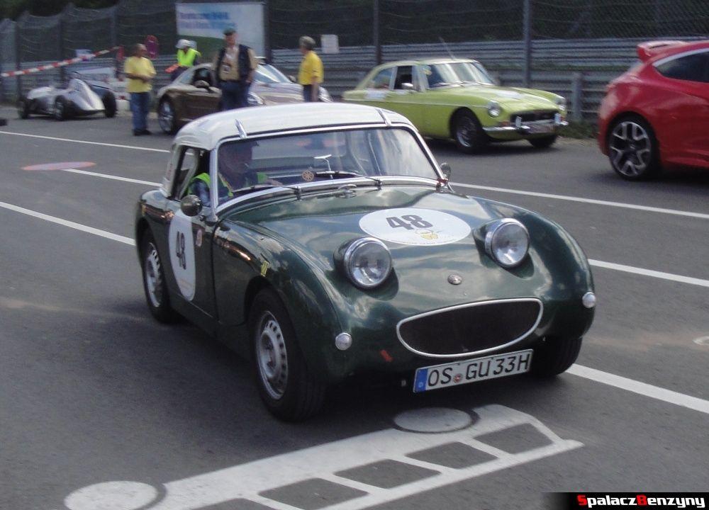 Austin-Healey Sprite na Nurburgring Nordschleife