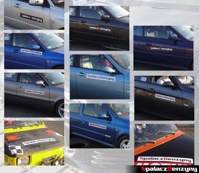 Auta Spalacz Benzyny Racing Team