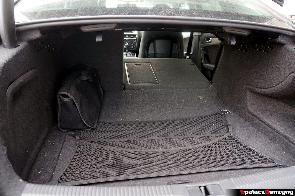 Bagażnik Auid A4 B8 sedan