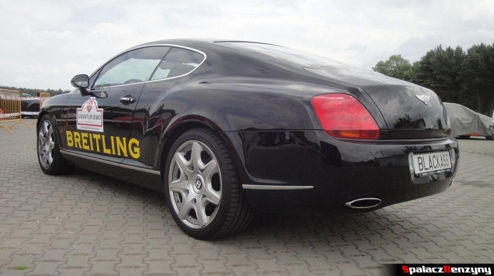 Bentley Continental na Gran Turismo Polonia 2013