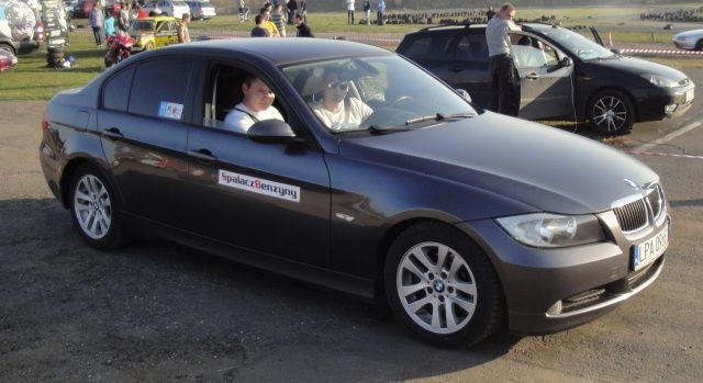 BMW 3 E90 SBR