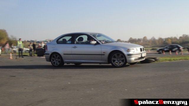 BMW 3 srebrne na Rally Sprint Cemex 2012 w Lublinie