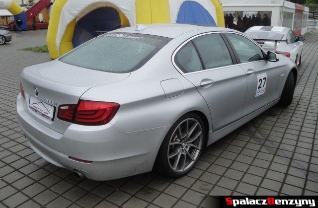 BMW 535i na TPTD 25 maj 2013