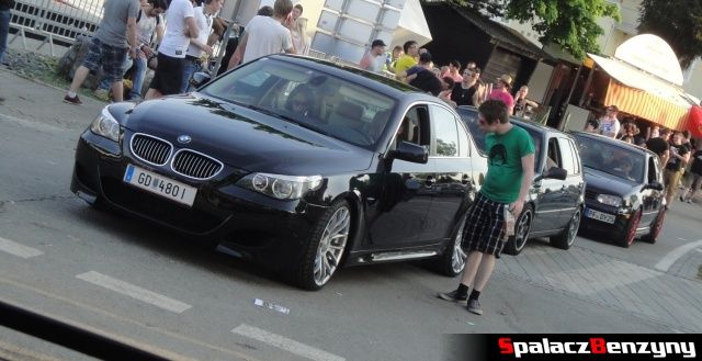 BMW 5 na Worthersee 2013