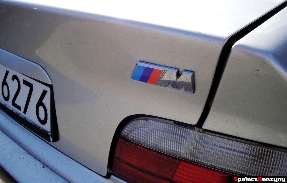 BMW em-trzy naklejka