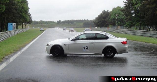 BMW M3 białe na TPTD 25 maj 2013