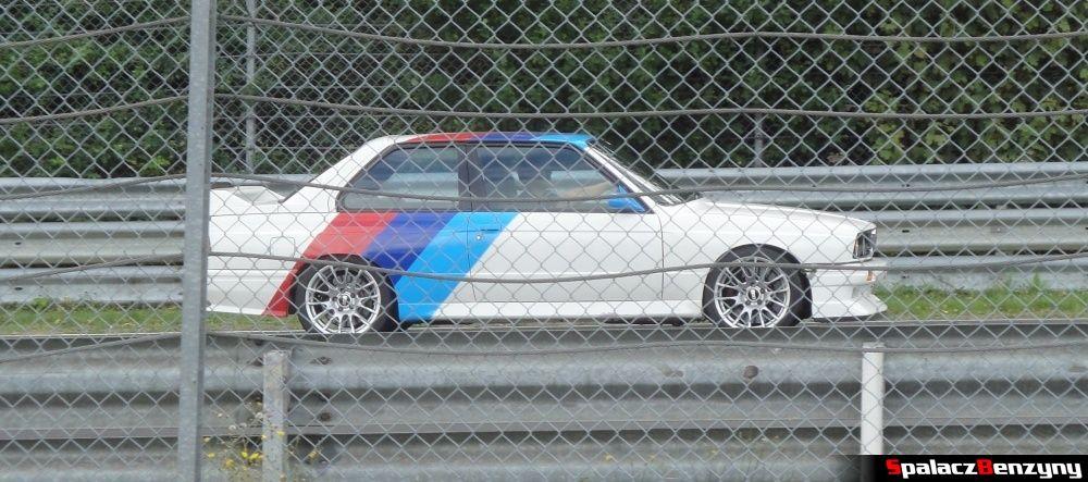 BMW M3 klasyczne na Nurburgring Nordschleife