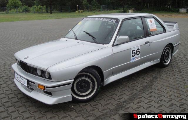BMW M3 srebrne na TPTD 25 maj 2013
