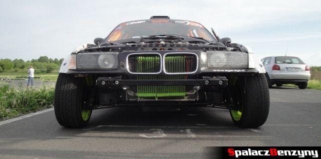 BMW M power drift na torze w Lublinie 20 maj 2013