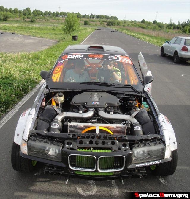 BMW M power na torze w Lublinie 20 maj 2013