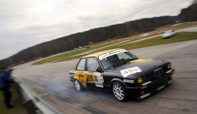 BMW na Superbarb�rka 2014 na Torze Kilece