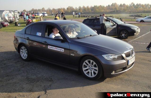 BMW serii 3 na Rally Sprint Cemex 2012 w Lublinie