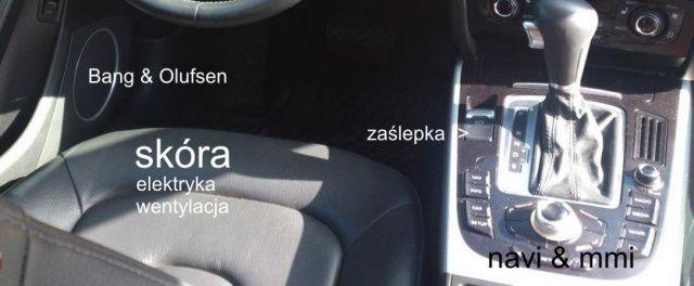 Brak asystenta hamulca w Audi importowanym z USA